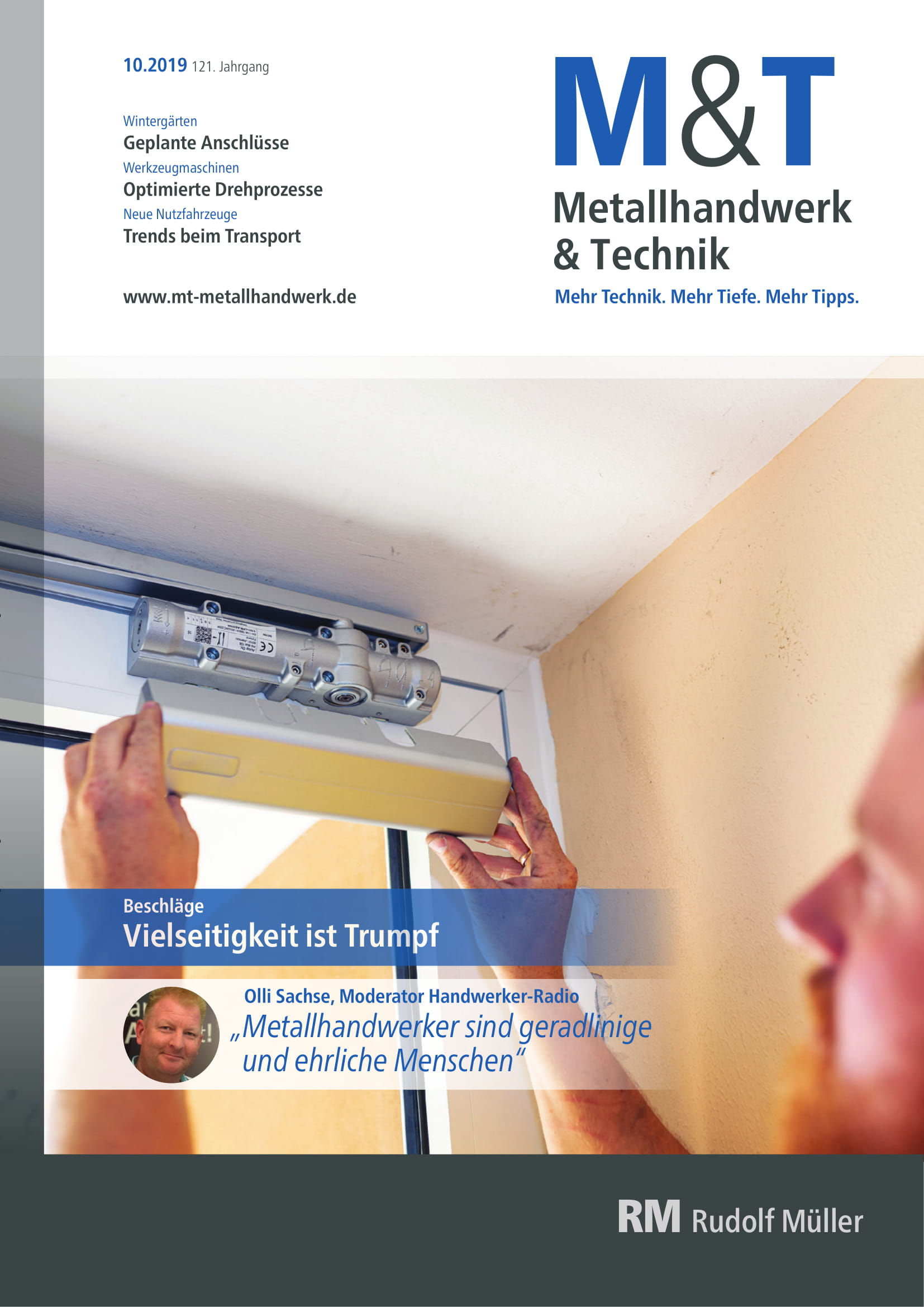 Cover MT-Metallhandwerk